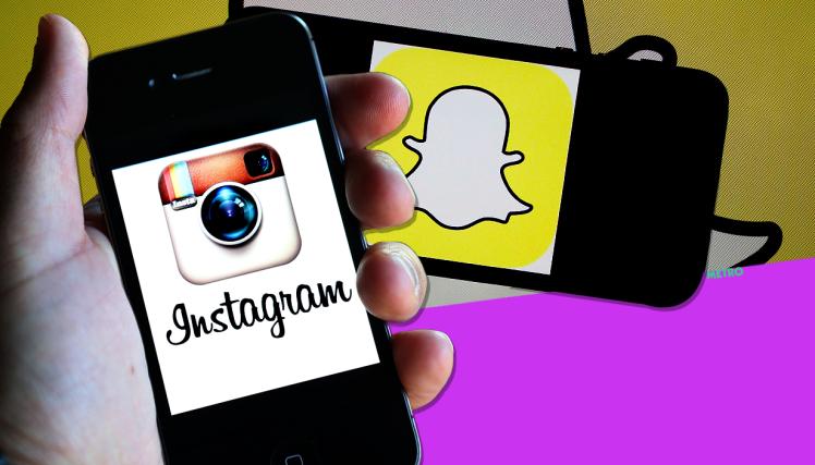 Bu sefer Snapchat Instagram'ı kopyaladı