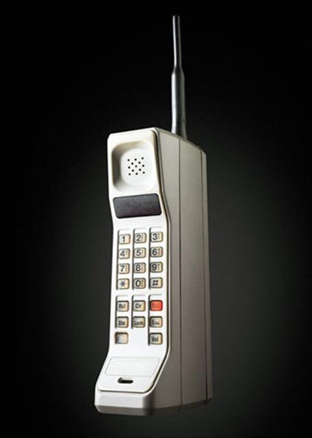 Motorola DynaTAC 8000X - 1983
