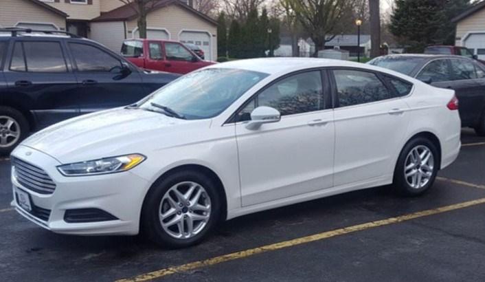 37 yaşındaki zanlı Steven Stephens'a ait araç (Fotoğraf: Ohio Polis Departmanı)