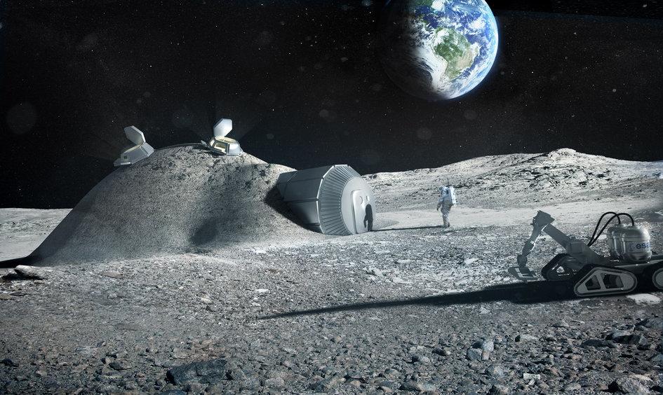 Çin'den Ay'a koloni kurmakiçin yeni adım - 1 | NTV