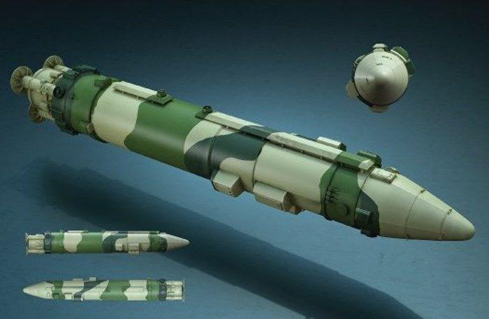 DF-21D BALİSTİK FÜZESİ