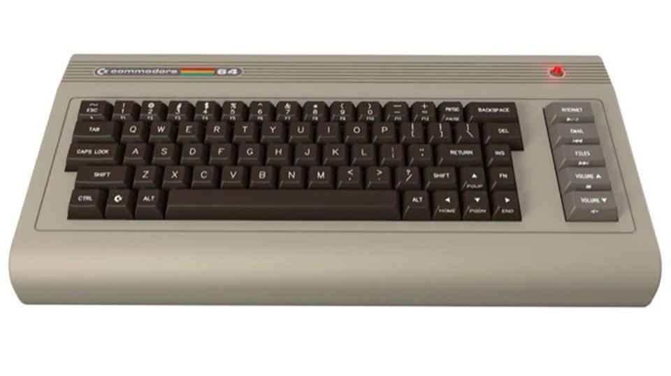 CommodoreC64x