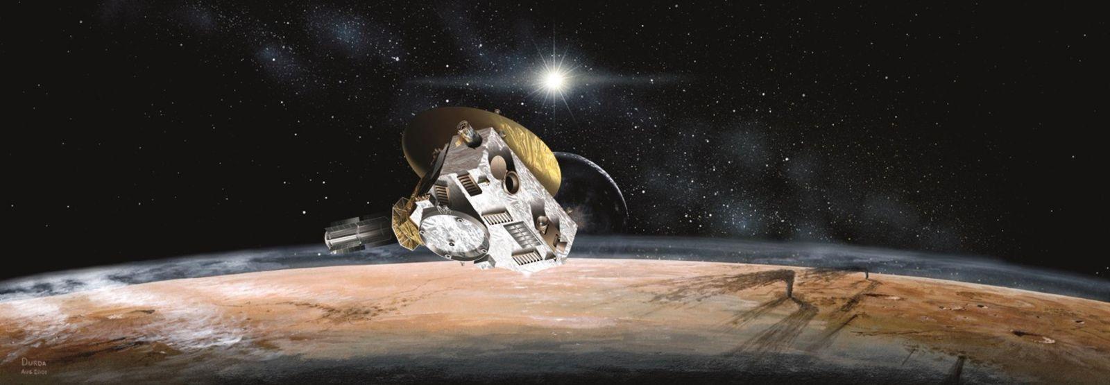Dünya'dan en uzakta çekim yapan uzay aracı
