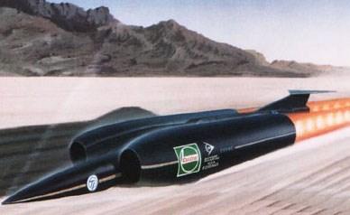 Dünyanın en hızlı kara araçları