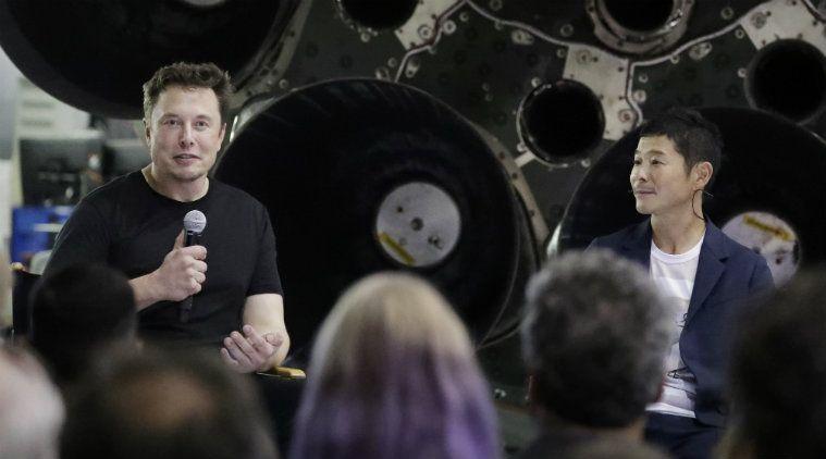 Girişimci Elon Musk'ın şirketi SpaceX, Ay'a göndereceği ilk turistin kimliğini açıkladı. 2023 yılında gerçekleşecek uçuş için Ay'a ilk gidecek turist Yusaku Maezawa oldu.