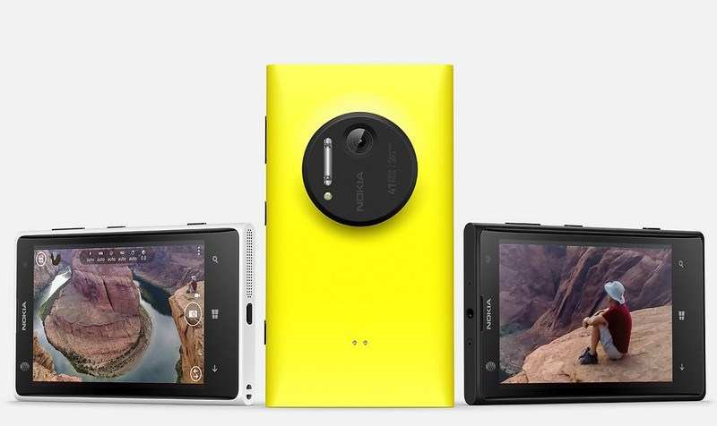 10. Nokia Lumia 1020