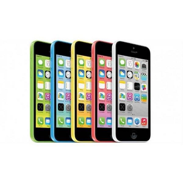 13. iPhone 5C