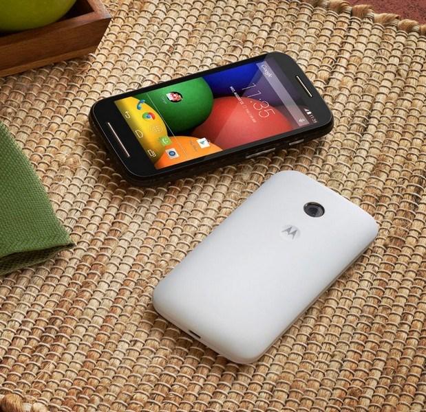 18. Motorola Moto E