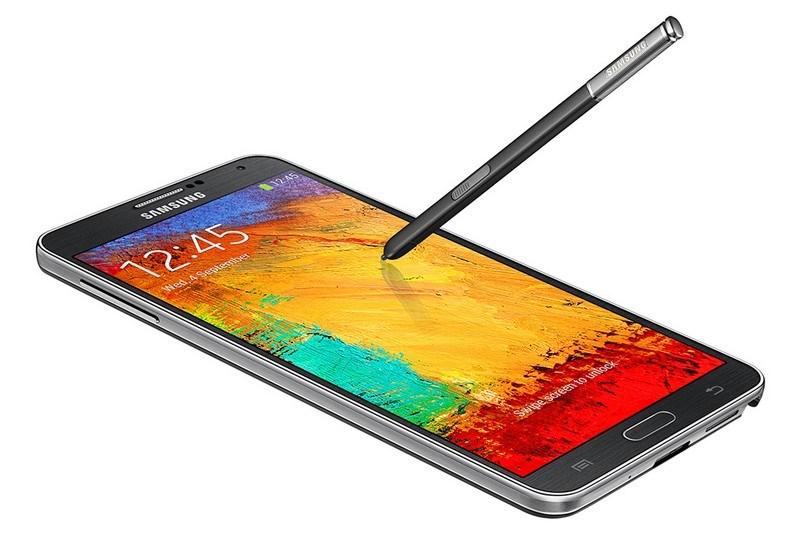 7. Samsung Galaxy Note 3