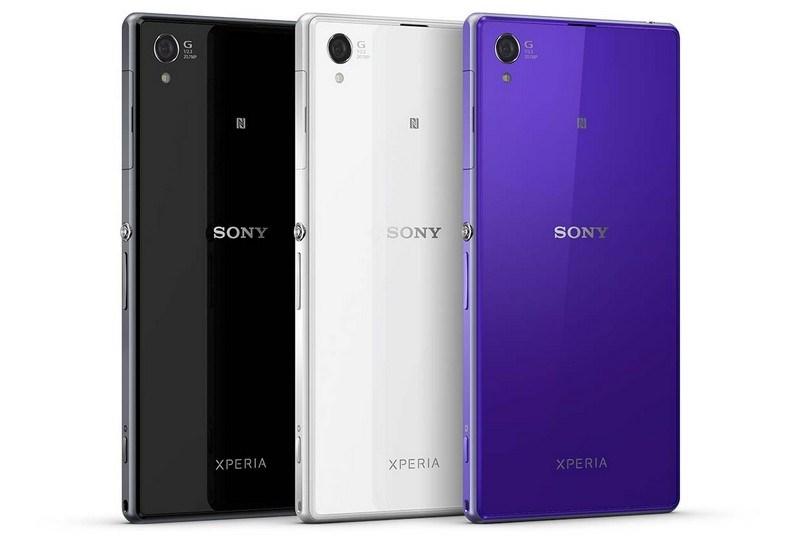8. Sony Xperia Z1S