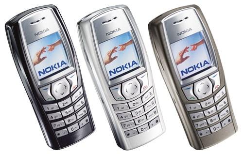 6- Nokia 6610