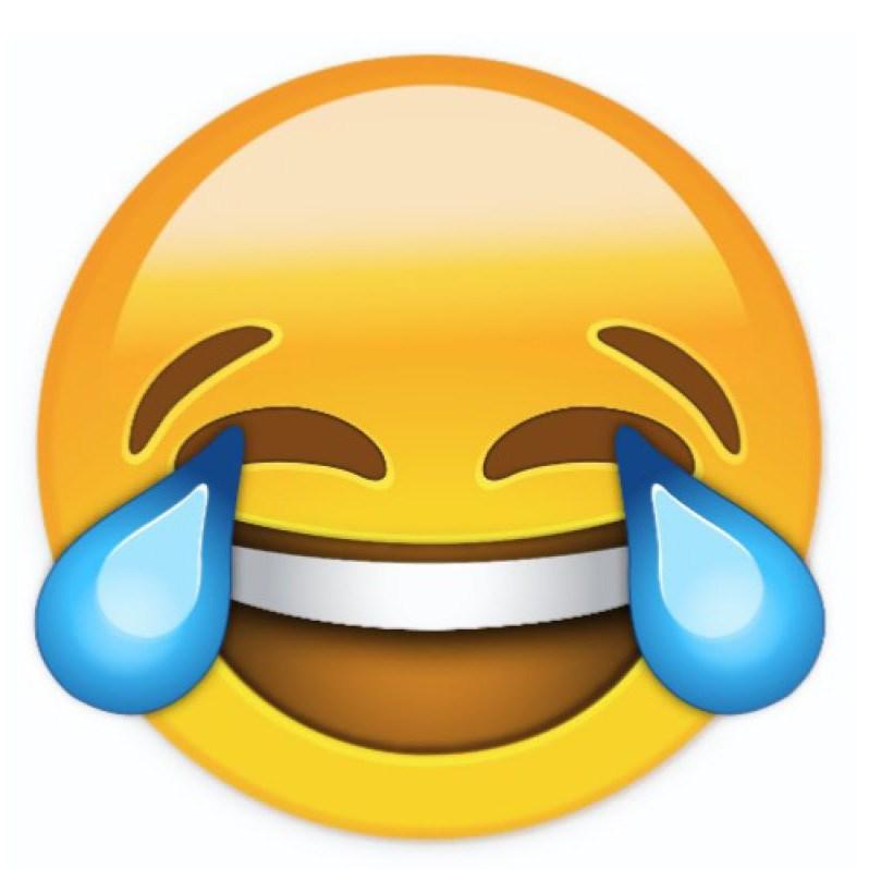 gülmekten ağlayan emoji ile ilgili görsel sonucu