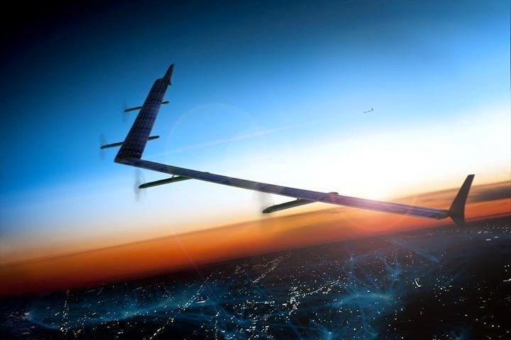 Zuckerberg tarafından paylaşılan bu fotoğraftaki drone'dan kaç adet üretileceği ise şu an için bilinmiyor.