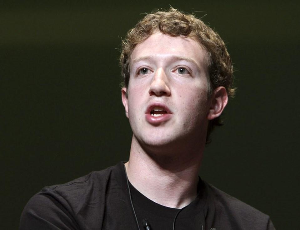 Sosyal medya devi Facebook'un kurucusu Mark Zuckerberg, Facebook sayesinde genç yaşına rağmen dünyanın en zengin kişilerinden biri olmayı başardı