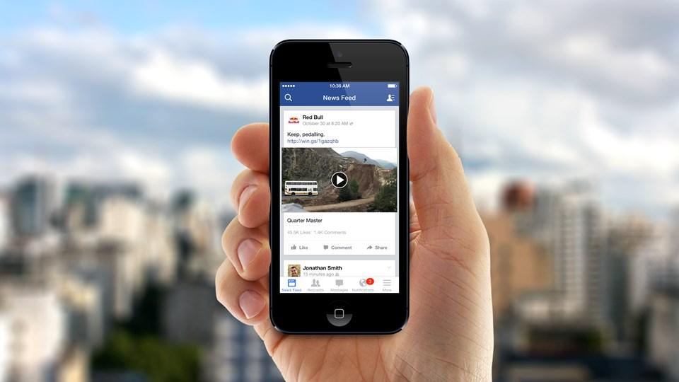 Facebook, fotoğraflarınızın sahibidir ve onları reklamcılara satar