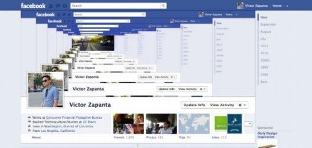 Facebook'ta yaratıcı profiller