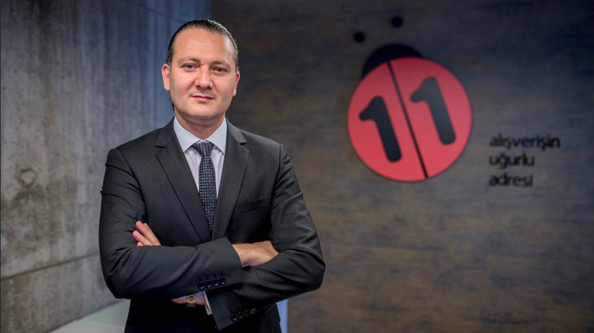 n11.com Satış Genel Müdür Yardımcısı Örpen Koçak