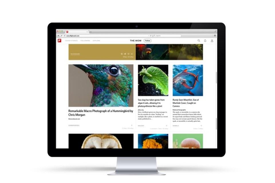 2010'da ABD Kaliforniya'da kurulan Flipboard, artan üye sayısıyla sosyal medyanın en dikkat çeken uygulamalarından biri olarak görülüyor.