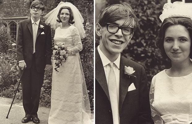 Stephen Hawking Evlilik