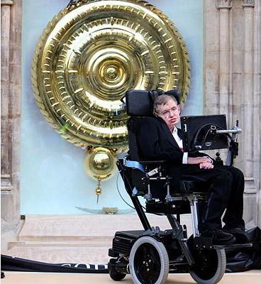Fotoğraflarla Profesör Hawking