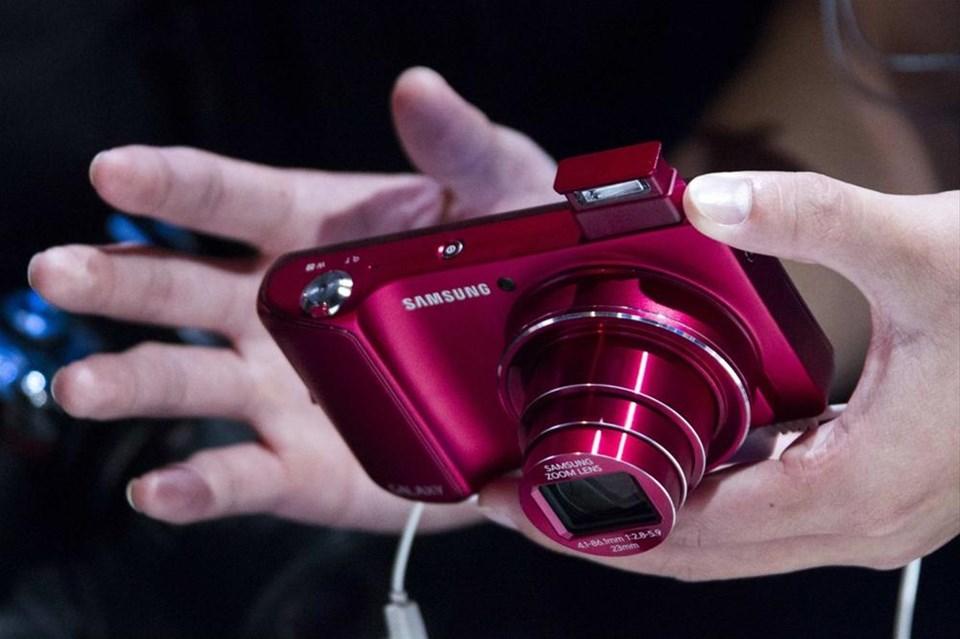 Galaxy Camera yıl sonu Türkiye'de