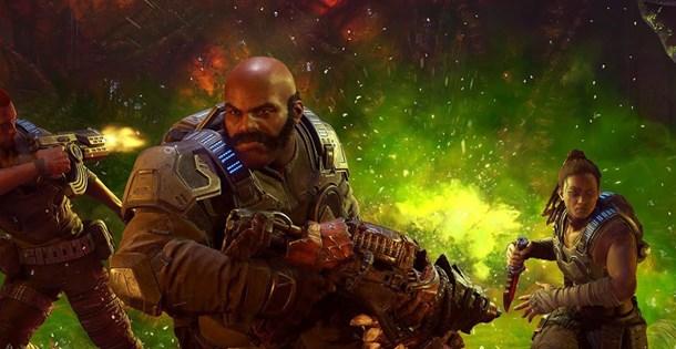 Gears 5, Xbox One ve PC oyuncularıyla buluşuyor
