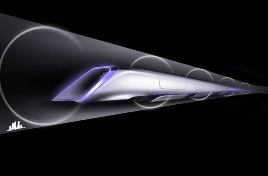 Hiper Halka (Hyperloop)