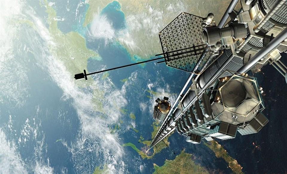 Uzay Asansörleri