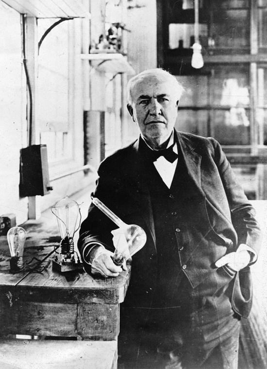 Edison'un hangi icadını her gün kullanırız?