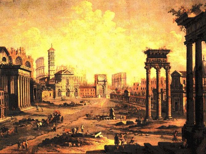 Roma yanarken Neron ne yapıyordu?