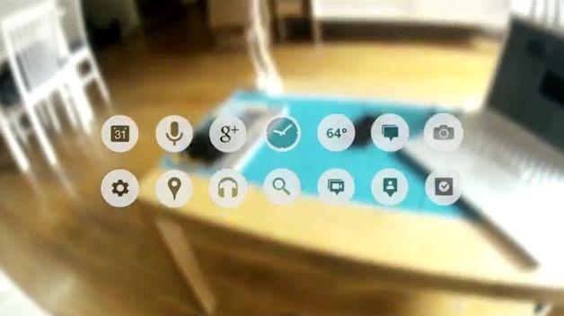 Google Glass'ı halka açık yerlerde telefon görüşmesi yapmak için kullanmayın.