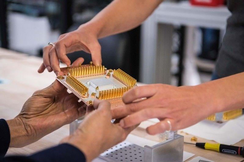 Google:Kuantum bilgisayarı ürettik