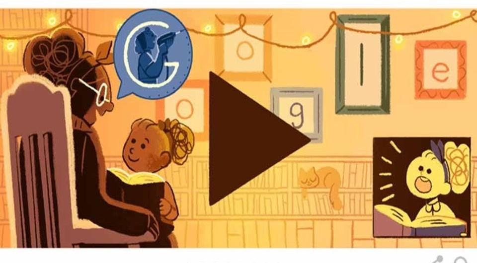 Google'dan 8 Mart Dünya Kadınlar Günü Doodle'ı