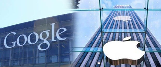 Google'dan Apple'a kritik transfer