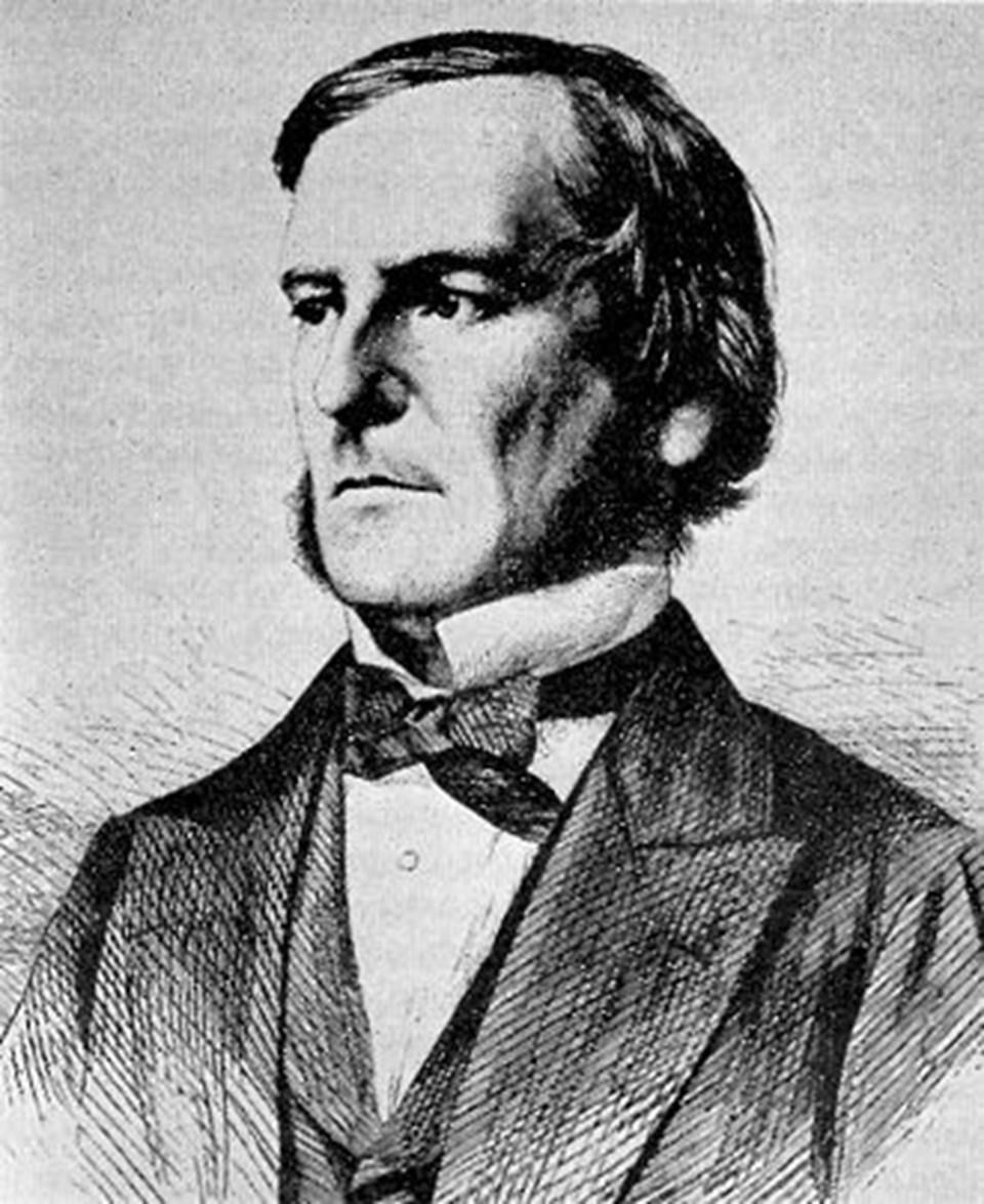 1815-1864 yılları arasında yaşayan İngiliz matematikçi George Boole mantık ve olasılıklar üzerine büyük bir eseri yayınlandı.