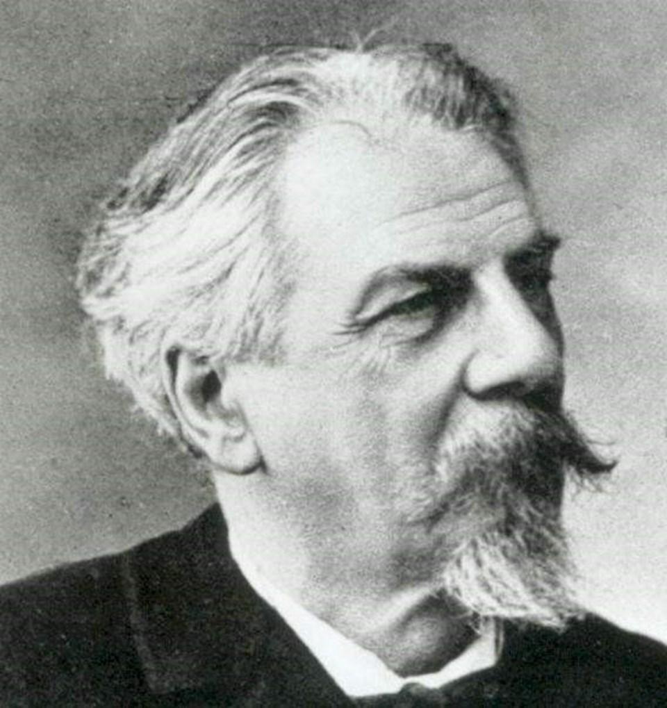 Ferdinand Monoyer (9 Mayıs 1836 - 13 Temmuz 1912)