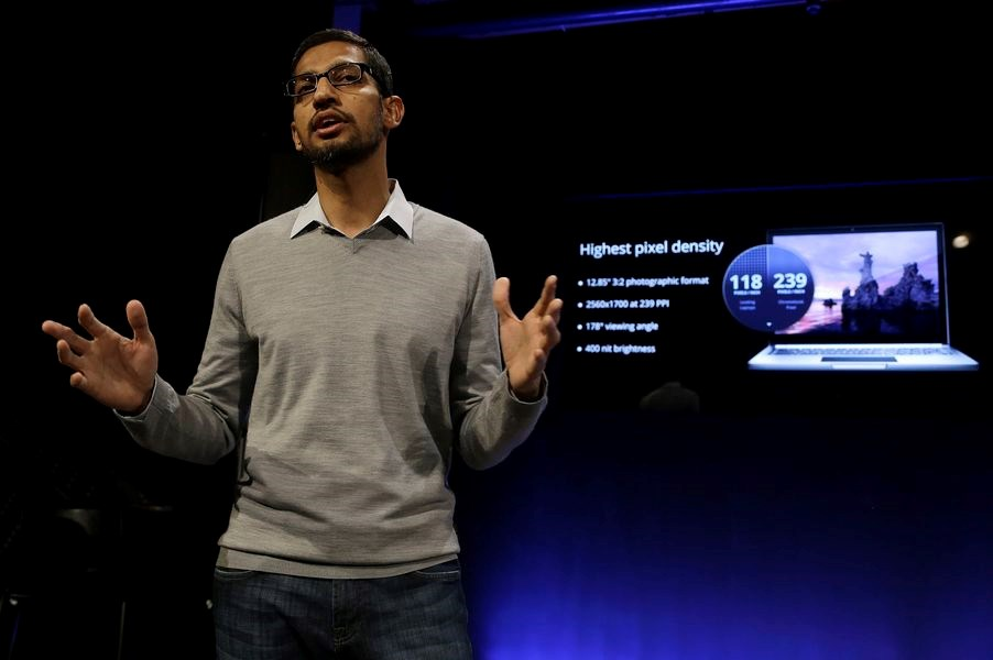 Google'dan Macbook'a rakip