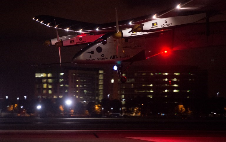 Solar Impulse 3 günlük turu tamamladı