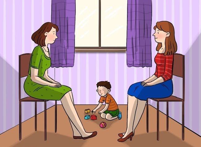1. Çocuğun annesi kim?