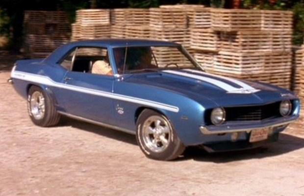 1969 Chevrolet Camaro Yenko/SC Replica