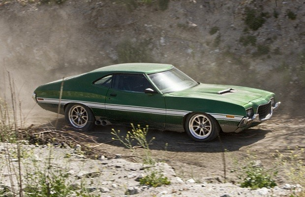 1972 Ford Gran Torino Sportsroof