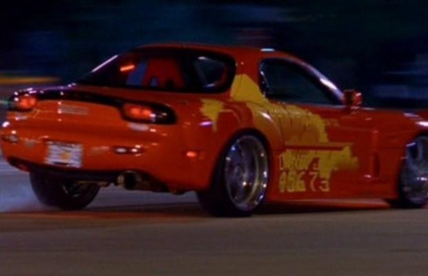 1993 Mazda RX-7 [FD]