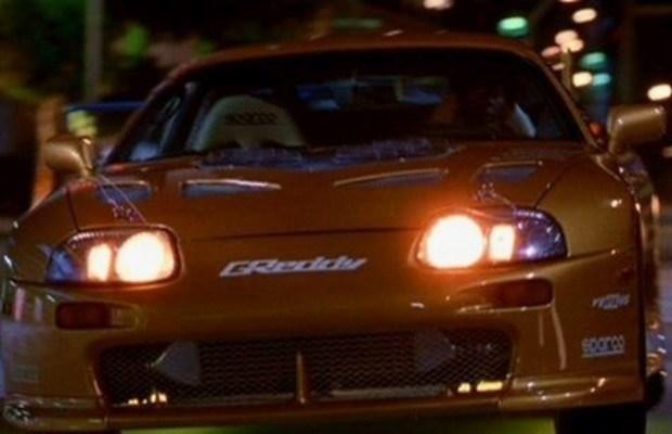 1993 Toyota Supra Turbo MkIV [JZA80]
