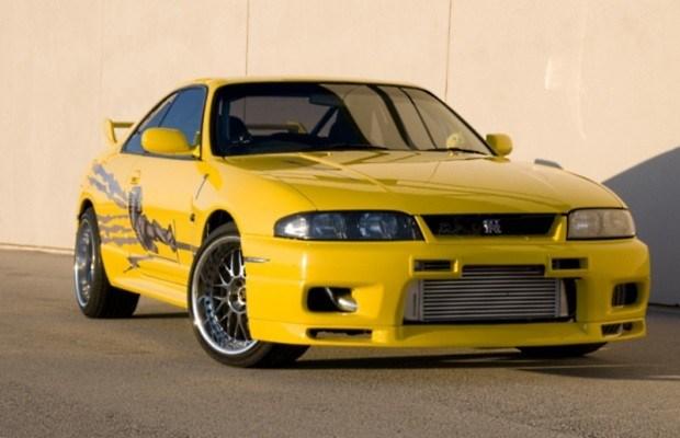 1995 Nissan Skyline GT-R [R33]