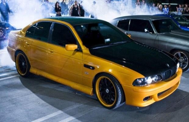 2001 BMW 540i [E39]