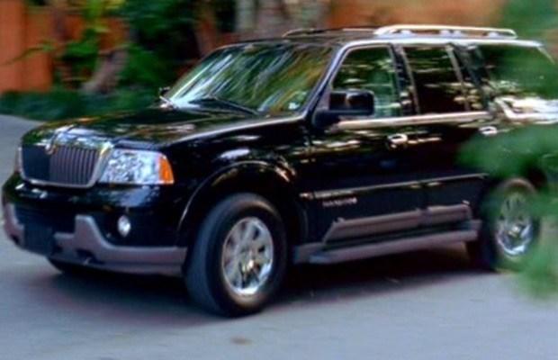 2003 Lincoln Navigator Ultimate [U228]