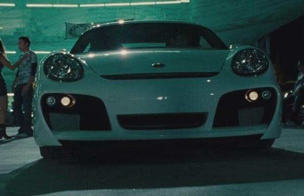 2007 TechArt GTsport Porsche Cayman