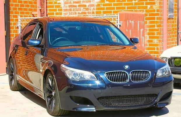 2010 BMW M5 [E60]
