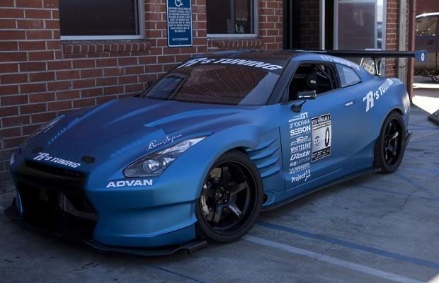 2010 Nissan GT-R (R35)