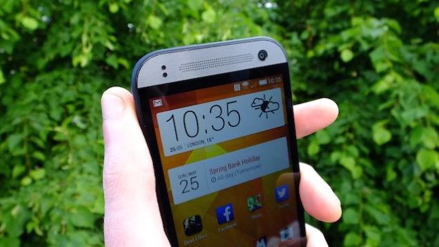 HTC One Mini 2 görücüye çıktı